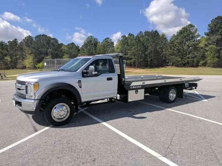 Ford F 550 2017 Flatbeds Amp Rollbacks