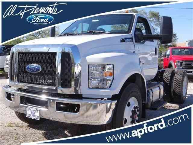 Ford F-650 LE (2017)