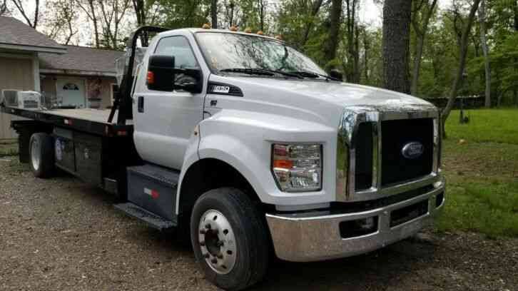 Ford F 650 (2017)