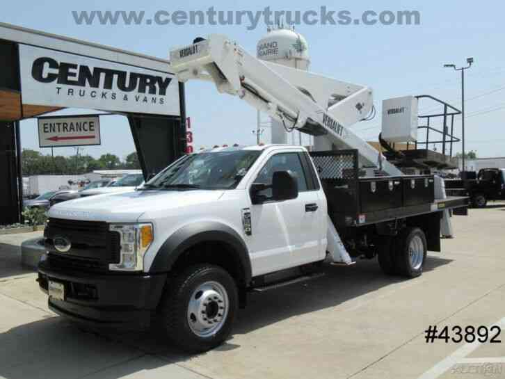 FORD F550 (2017)