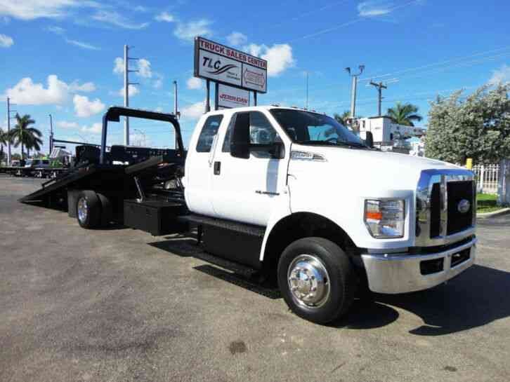 Ford F650 21FT DYNAMIC ROLL-BACK TOW TRUCK (2017)