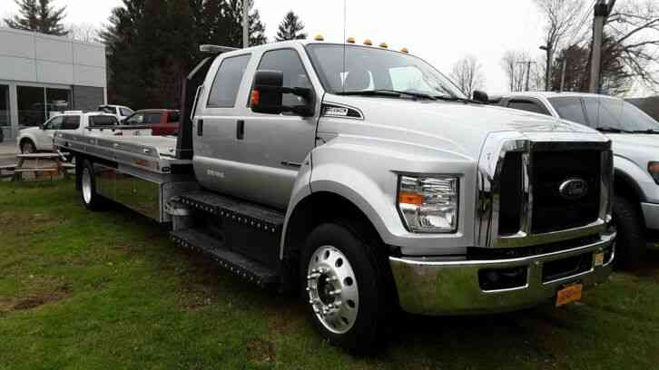 Ford F650 (2017)