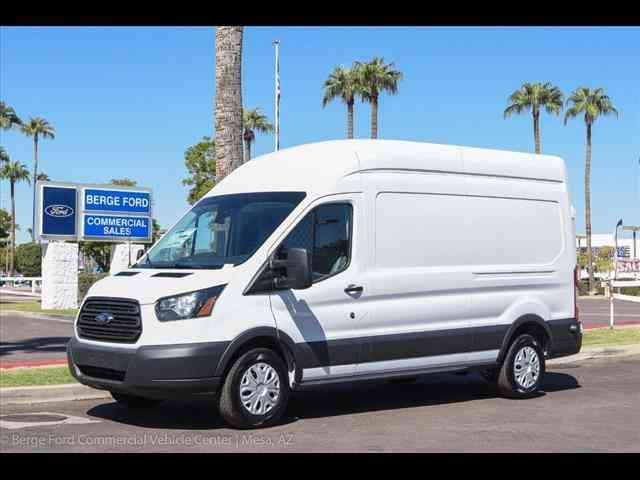 Ford Transit 350 Harbor (2017)