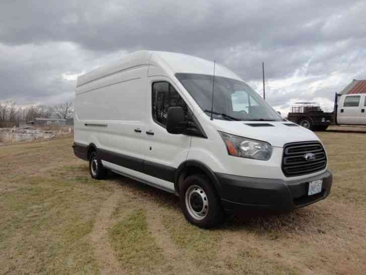 ford transit 350 cargo xlt 2017 van box trucks. Black Bedroom Furniture Sets. Home Design Ideas