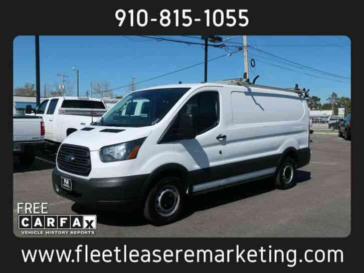2017 Ford Transit 150 Cargo Van >> Ford Transit T 150 Cargo Van Cargo Van 2017 Van Box Trucks