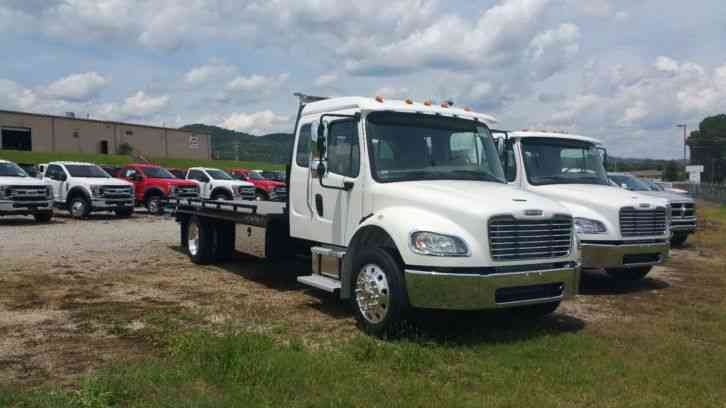 Freightliner M2 EXTENDED CAB (2017)
