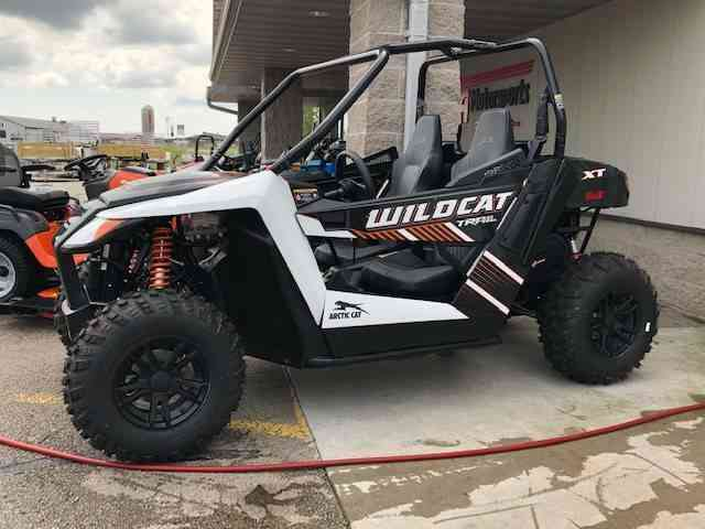 Arctic Cat Wildcat Trail XT -- (2018)