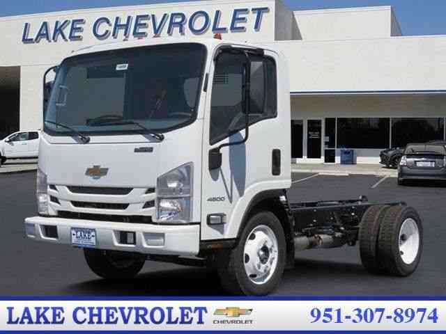Chevrolet Lcf Cab Chassis Automatic