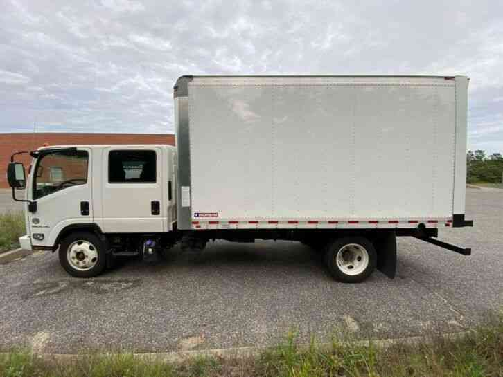 Chevrolet 5500 HD BOX TRUCK (2018)