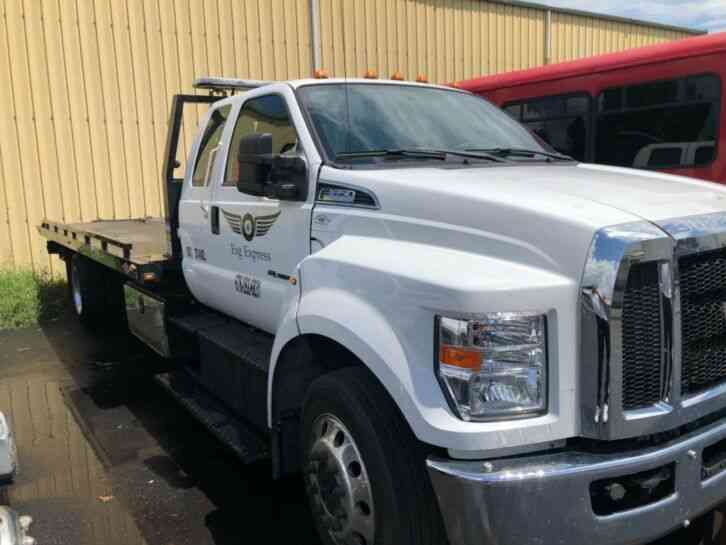 Ford F650 (2018)