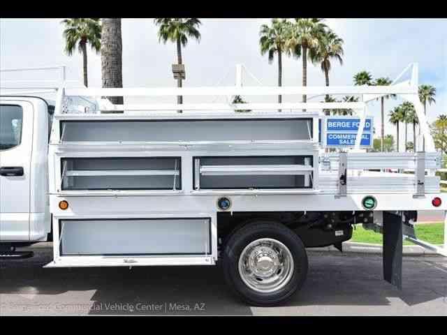 Ford F 450 Scelzi 2018 Utility Service Trucks