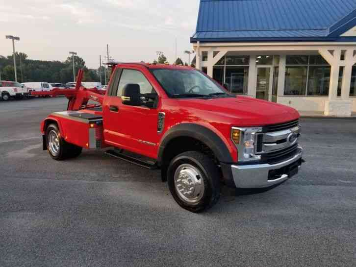 Ford F-450 (2018)