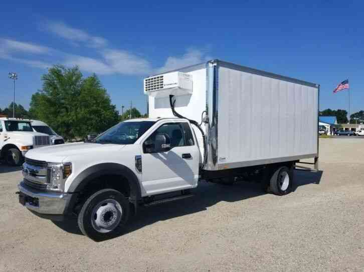 Ford F-550 (2018)