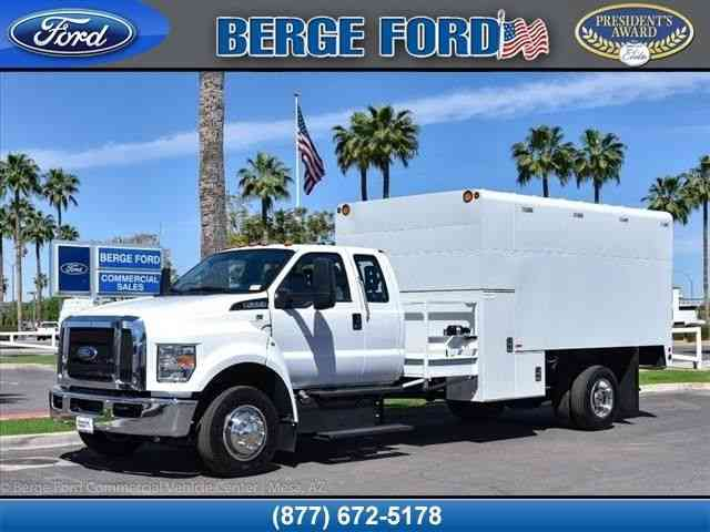 Ford F-650 Harbortech (2018)