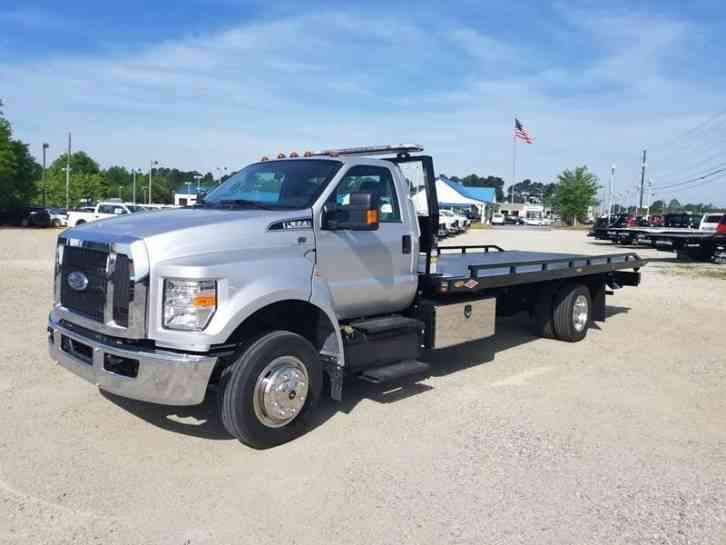 Ford F-650 Super Duty (2018)