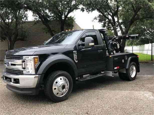 Ford F450 (2018)