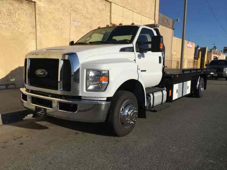Ford F-650 (2018)
