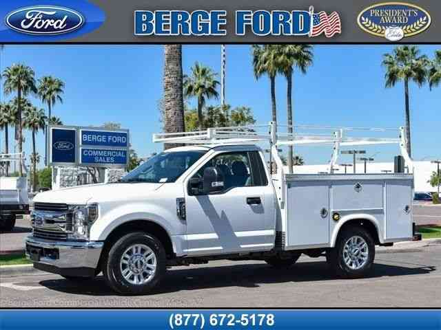 Ford Super Duty F-250 SRW XL (2018)