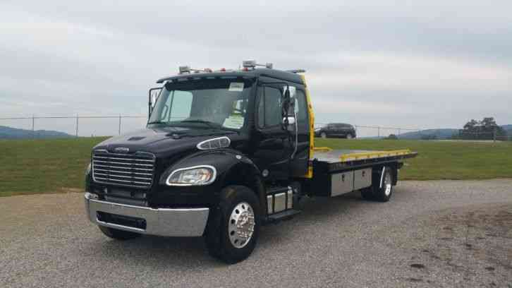 Freightliner M2 EXTENDED CAB (2018)
