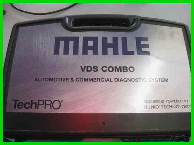 MAHLE TECHPRO VDS COMBO WITH ADAPTER (2018)