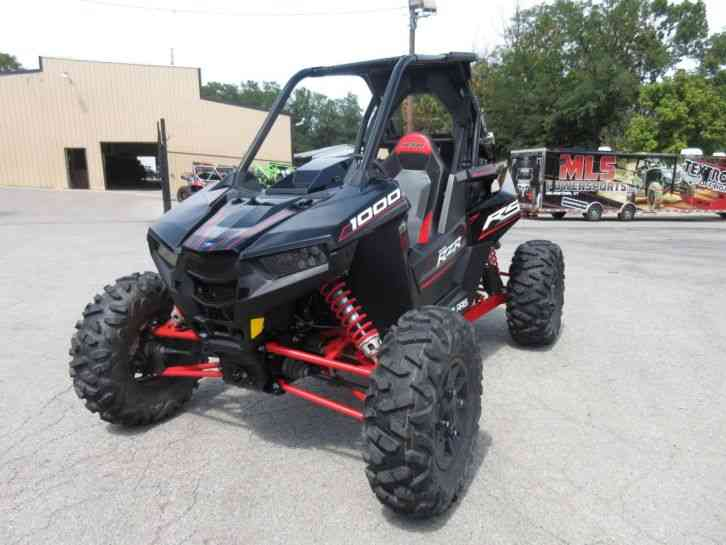 Polaris RZR RS1 -- (2018)