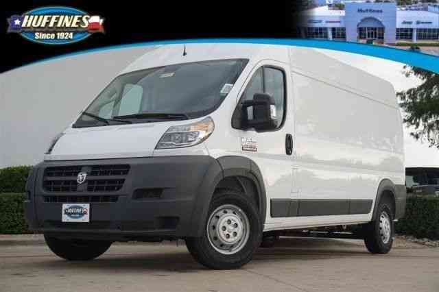 Ram ProMaster 2500 High Roof (2018)