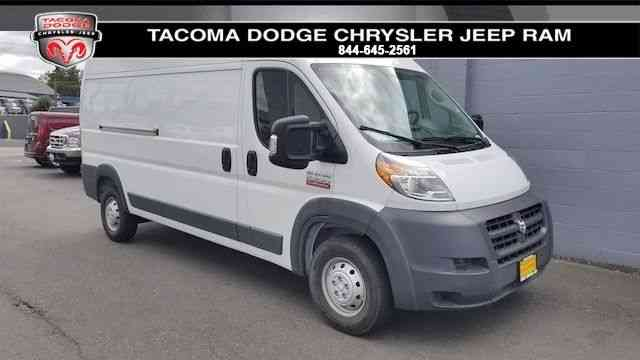 Ram ProMaster 2500 High Roof 159  WB (2018)