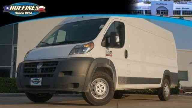 Ram ProMaster 3500 High Roof (2018)