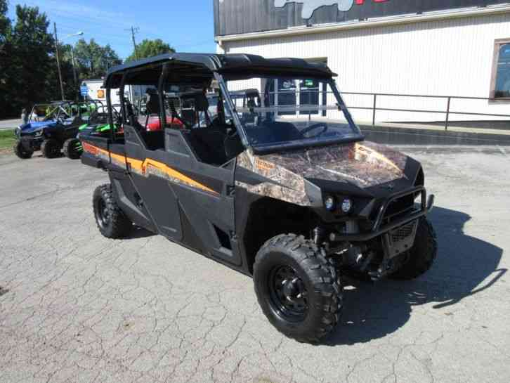Textron Off Road Stampede 4 -- (2018)