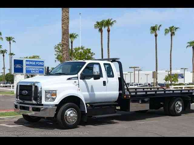 Ford F-650 Chevron (2019)