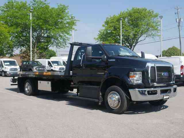 Ford F650 (2019)