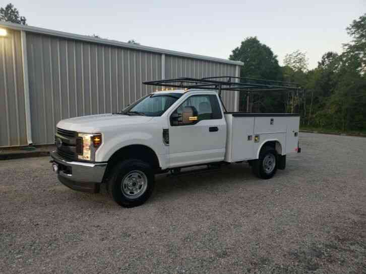 Ford F-250 4x4 (2019)