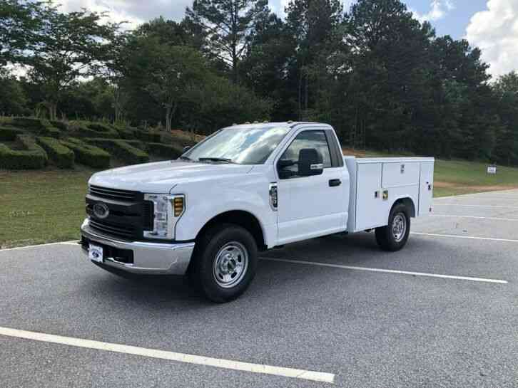 Ford F-250 (2019)