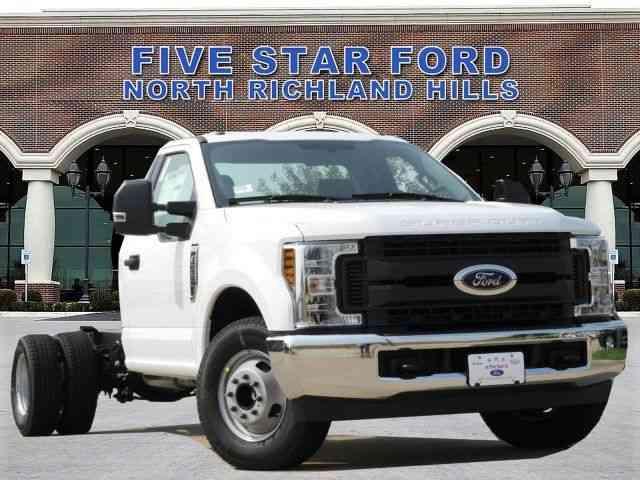 Five Star Ford North Richland Hills >> Ford F 350 Xl 2019 Light Duty Trucks