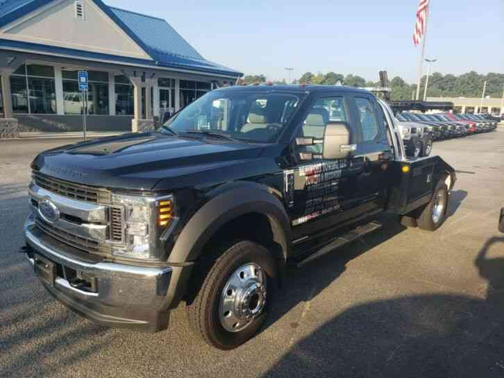 Ford F-450 Extended Cab 4x4 (2019)
