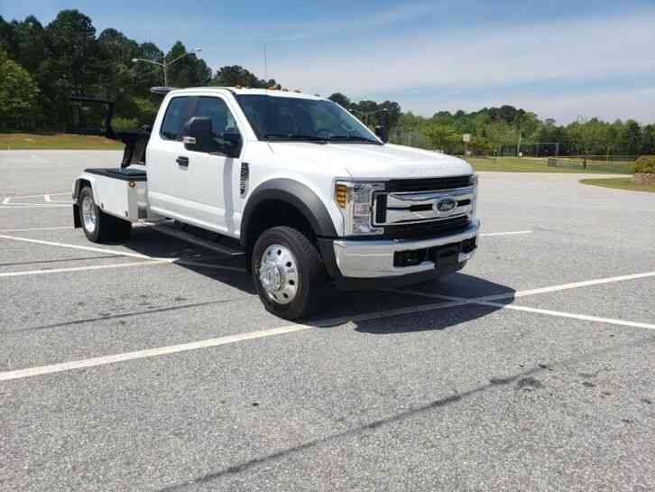 Ford F-450 Super Duty (2019)