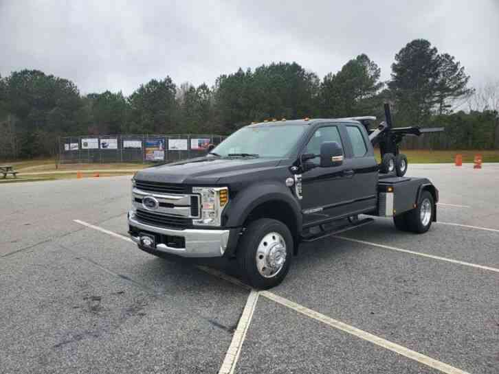 Ford F-450 Extended Cab (2019)