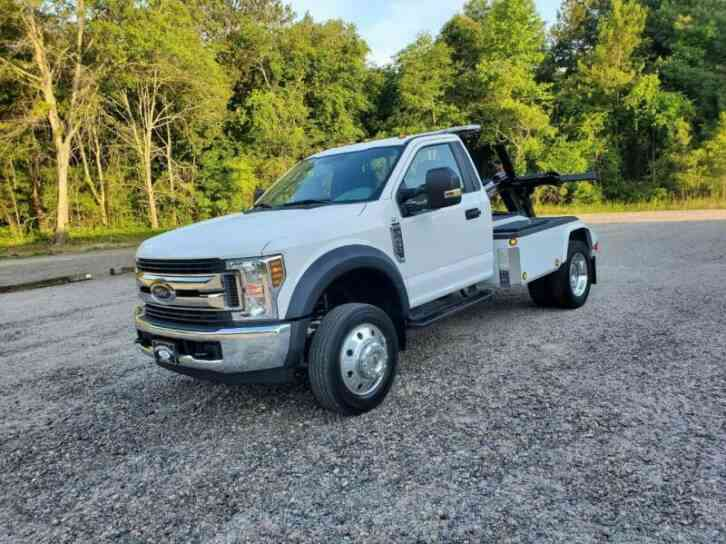 Ford F-450 (2019)