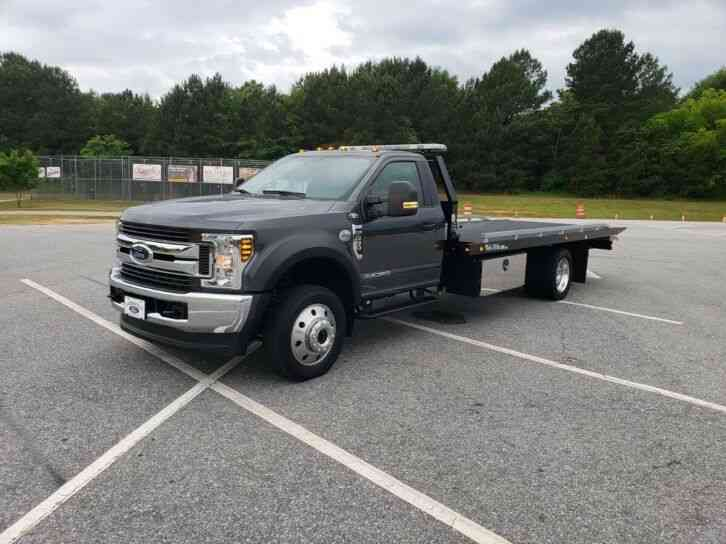 Ford F-550 Super Duty (2019)