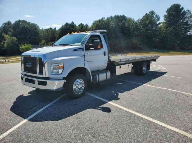 Ford F-650 (2019)