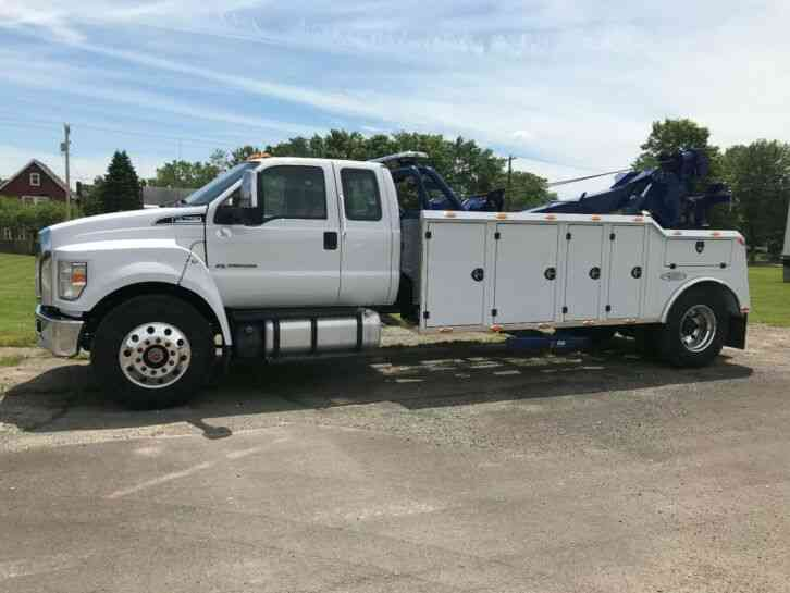 Ford F-750 (2019)