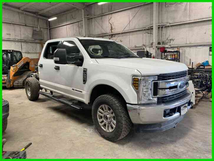 Ford F250 Super Duty XLT Power Stroke (2019)