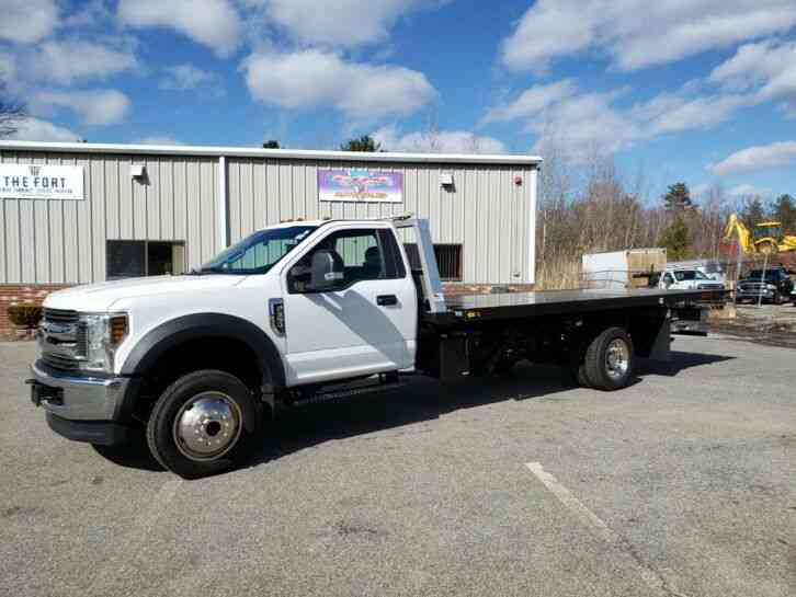Ford F550 (2019)