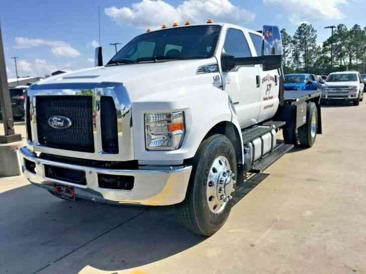 Ford F750 (2019)