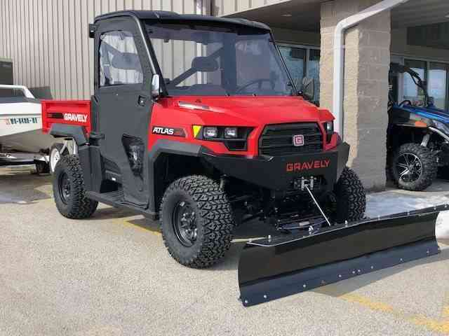 Gravely USA Atlas JSV 3000 EFI Gas (2019)