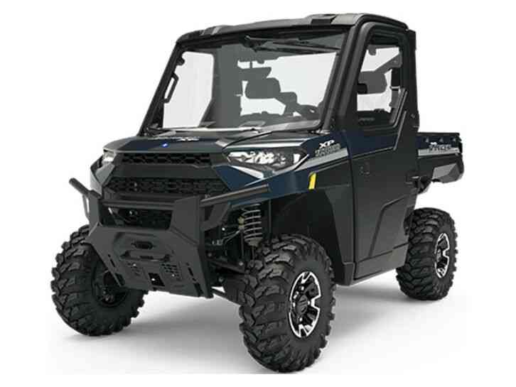 Polaris Ranger XP 1000 EPS Northstar Edition -- (2019)
