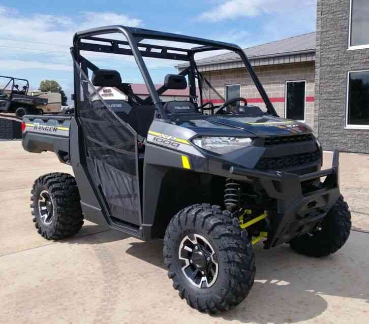Polaris Ranger XP 1000 EPS Premium -- (2019)
