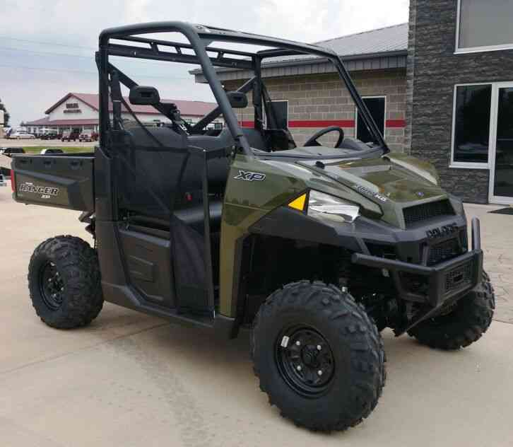 Polaris Ranger XP 900 -- (2019)