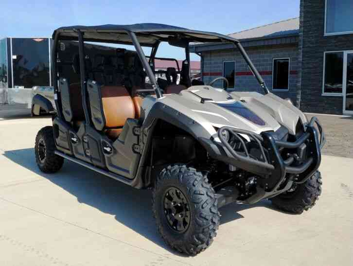 Yamaha Viking Vi Eps Ranch Edition 2019 Utility Service Trucks