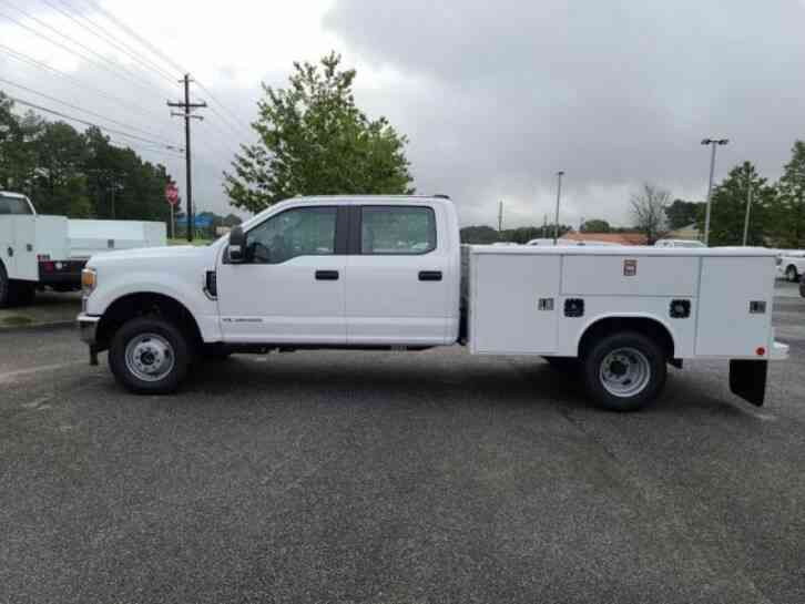 Ford F-350 Super Duty (2020)